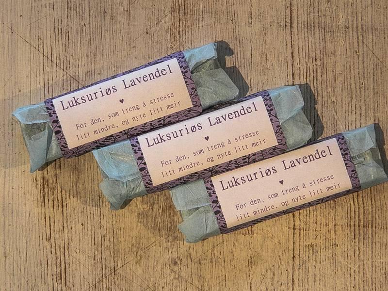 Bilde av Luksuriøs Lavendel testar